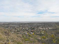 South Mountain State Park // Desert Classic to Marco de Niza Trail Guide #hiking #phoenix #arizona #travel