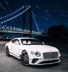 The darker it gets, the brighter I shine. 💎 - - - - - Via our friend New Luxury Cars, Luxury Sports Cars, Sport Cars, Bentley Motors, Bentley Car, Bentley Rolls Royce, Bentley Continental Gt, Gasoline Engine, Top Cars