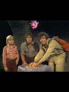 Land of the Lost: Marshall, Will & Holly