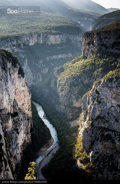 #Gorges du #Verdon #Alps