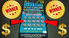 Winning Ticket! 50x The Cash