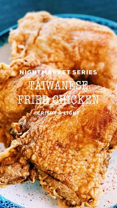 tiffy.cooks on Instagram: CRISPY on the outside, JUICY on the inside, there is no better recipe to kick off the Nightmarket Series than these UNREAL fried chicken… Chicken Drumsticks, Fried Chicken, Summer Days, Poultry, Instant Pot, Salmon, Fries, Chicken Recipes, Good Food