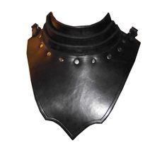 Armored Gorgette Black