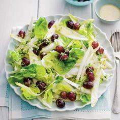 1 mei - witlof in de bonus - Recept - Witlofsalade met druiven - Allerhande