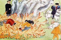 Under några få år på 1600-talet avrättades hundratals människor i Sverige för häxeri. Än i dag spekuleras det om varför häxbålen egentligen tändes. Painting, Art, History, Art Background, Painting Art, Kunst, Gcse Art, Paintings, Painted Canvas