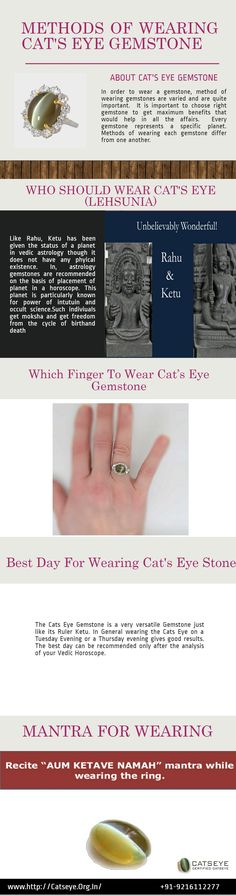 Pin by Cats Eye Gemstone on Gemstone Infographic