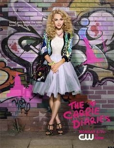 It's a skirt with history and the Huffington Post has the exclusive 'Carrie Diaries' picture of it. Check out what makes it so special!  Check out new episodes of the Carrie Diaries Mondays 8/7c on the CW.