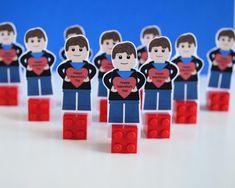 zakka life: Minifigure Valentines