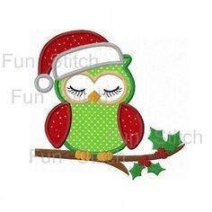 Ideas Embroidery Patterns Owl Applique Designs For 2019 Owl Embroidery, Owl Applique, Learn Embroidery, Machine Applique, Machine Embroidery Patterns, Applique Patterns, Applique Quilts, Applique Designs, Felt Patterns
