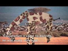 Centennial Elementary first graders present their original musical version of the Giles Andreae book, GIRAFFES CAN'T DANCE! Bad Case Of Stripes, Elmer The Elephants, Giraffes Cant Dance, Rainbow Fish, Unit Plan, Art Lessons Elementary, Arts Ed, Brain Breaks, Grade 1