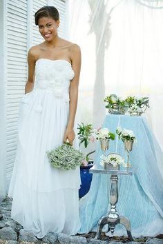 Coco Caribe Romantic ~ Elegant Wedding Day Inspiration for Caribbean Destination Weddings | Love My Dress® UK Wedding Blog