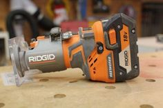 Ridgid Gen 5x Brushless 18V Compact Router R86044B Compact Routers, like the…