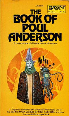 Book of Poul Anderson