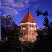 Tyhoml Castle, Ukraine
