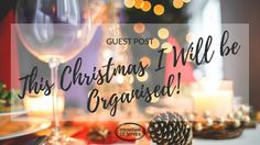 Get Organised This Christmas! Guest Post by Hannah Matthews - International Elf Service Beetroot, Butternut Squash, Getting Organized, Absolutely Gorgeous, Elf, Period, Food Ideas, Alcoholic Drinks, Trees