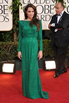Angelina Jolie Has a History of Keeping It Simple on the Red Carpet - Angelina Jolie-Wmag