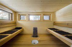 Honka Ailo - The magic of Lapland Cabin Kits, Log Cabins, New Model, Log Homes, Scandinavian Style, Custom Homes, Loft, Magic, Building