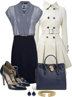 fall-and-winter-work-outfit-ideas-2018-35 85+ Fashionable Work Outfit Ideas for Fall & Winter 2018