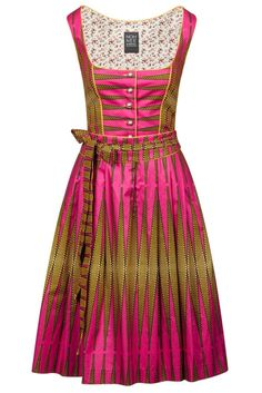 The perfect dress: African Print Dirndl by Noh Nee African Dresses For Women, African Print Dresses, African Print Fashion, African Fashion Dresses, African Attire, African Wear, African Women, African Prints, Kitenge
