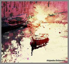 Aguas mansas - Fotografía de doble exposición - Autora: Alejandra Etcheverry                                                                                                                                                                                 Más
