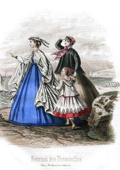 Some Victorian fashion prints « the Victorian era