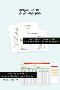 organisation-maison