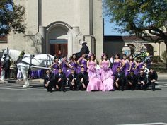 Classic Carriage Company Quinceanera x 2