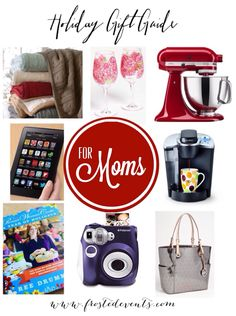 unique gifts for moms for christmas