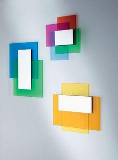 Johanna Grawunder / Colour on colour at Glas Italia