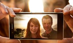 No matter the light condition, the Xperia Z smartphone from Sony takes stunning photos and videos.