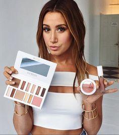 illuminatebyashley, ashley tisdale, makeup, illuminate, cosmetics