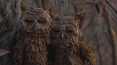 There are many lovely woodland creatures in Joseph Mann's bittersweet music video for Keaton Henson's Small Hands. At first you think they're stop-motion, but they turn out to be puppets by Jonny Sabbagh.