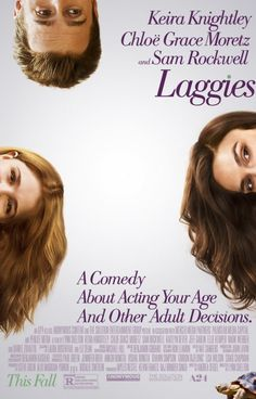 Laggies (2014) - In the throes of a quarter-life crisis, Megan panics when her boyfriend proposes, then, taking an opportunity to escape for a week, hides out in the home of her new friend, 16-year-old Annika, who lives with her world-weary single dad.