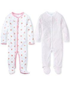 02f9b4b5 Ralph Lauren Baby Girls Little Wonders Precious Pink Essentials ...