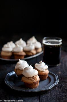 Miniature Coffee Stout Cinnamon Rolls | The Beeroness