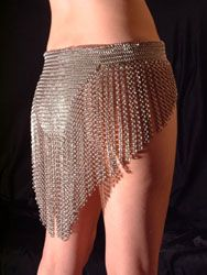 chainmail   Chainmail Insert Jeans