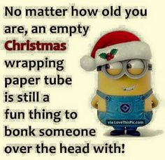 Funny Minion Quote About Christmas Pictures, Photos, and Images ...