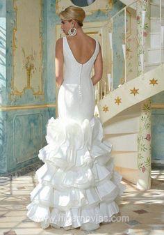 Higar Novias 2013 Bridal Collection via fashionbride.wordpress.com