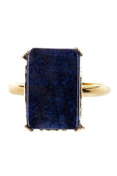 Cam & Zooey Lapis Ring