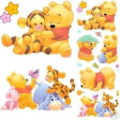 winnie the pooh winnie the pooh baby shower decorations