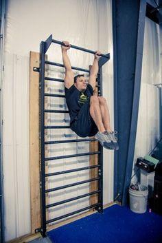 Stall Bars- from power monkey fitness equipment