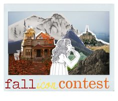 """☾ fall icon contest!  