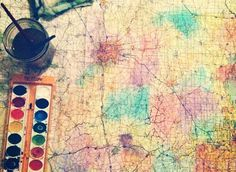 Repurposing Ideas: 5 New Uses For Maps