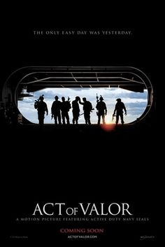 #actofvalor poster 3