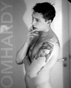Tom Hardy in Nude Pose with Bo... is listed (or ranked) 1 on the list Hot Tom Hardy Photos