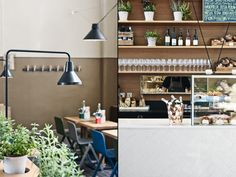 Story cafe restaurant by Joanna Laajisto Creative Studio, Helsinki   Finland restaurant cafe