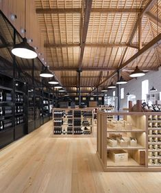 Graham's 1890 Lodge . Port . wine cellar . Caves de vinho do Porto . Luis Loureiro arquitecto + P06 . Architecture and Design