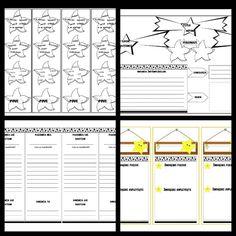 """Elemente de înțelegere a textului literar. """"Povestea fără sfârșit"""" Calendar, Teaching, School, Author, Literatura, Life Planner, Education, Onderwijs, Learning"""