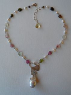 Ginko necklace in sterling silver with di calcagninigioielli, $605.00