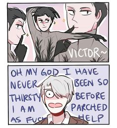 same Yuuri is just too precious